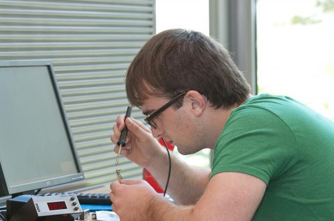 Branko soldering